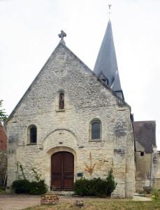 La façade ouest (2015)