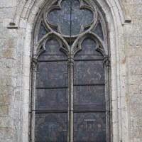 La fenêtre du mur est du croisillon nord (2016)