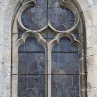 Fenêtre du bas-côté sud (2016)