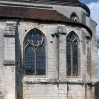 La chapelle sud vue du sud (1997)