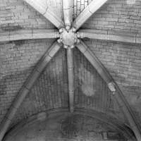 La voûte de la chapelle sud (1995)
