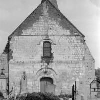 La façade ouest  (1974)