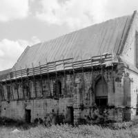 La chapelle vue du sud-ouest (1994)