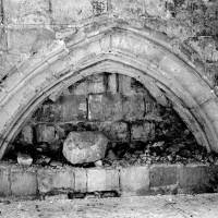 Vestige de la partie supérieure d'une fenêtre (1994)