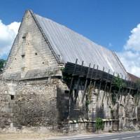 La chapelle vue du sud-est (1994)