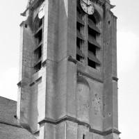 Le clocher vu du nord-est (1992)