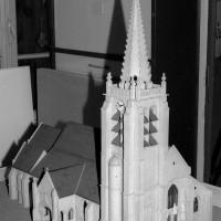 La maquette de l'église (1992)