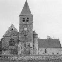 L'église vue du nord (1979)