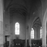 L'intérieur vu vers le nord-ouest (1995)
