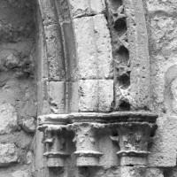 Détail du portail ouest (1997)
