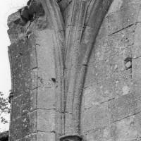 Retombée de voûte de la chapelle de Louis d'Orléans (1997)