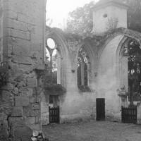 La chapelle de Louis d'Orléans vue vers le sud-ouest (1997)
