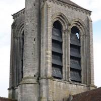 Le clocher vu du nord-ouest (2018)