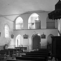 L'intérieur vu vers le sud-ouest (1996)