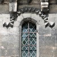 Fenêtre du bas-côté sud de la nef (2015)