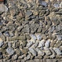 Appareil du mur sud de la nef (1996)