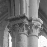 Chapiteaux du pilier sud du transept (1979)
