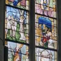 Vitrail de l'abside (2001)