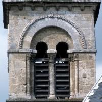 Baie de la face sud du clocher (1996)