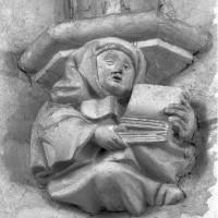 Cul-de-lampe dans les chapelles (1996)