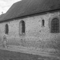 La nef vue vers le nord-ouest (1996)