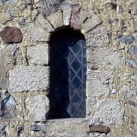 Fenêtre du mur sud de la nef (1996)