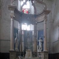 L'autel à baldaquin (2002)