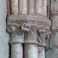 Chapiteaux de la chapelle sud (2002)