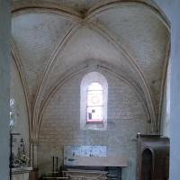 La chapelle sud vue vers le sud (2002)