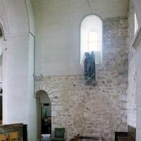 Le croisillon nord vu vers l'ouest (2002)