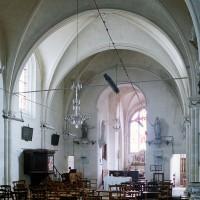 L'intérieur vu vers le nord-est (2002)