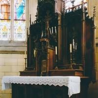 Le maître-autel (2003)