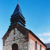 La chapelle vue du sud-ouest (2005)