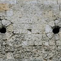 Oculi du mur de chevet (2004)