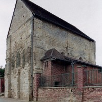 La chapelle vue du nord-est (2004)