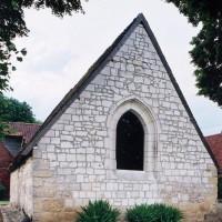 La chapelle vue du sud-est (2005)