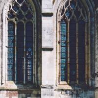 Fenêtres sud du choeur (2003)