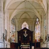 Le choeur vu vers l'est (2003)