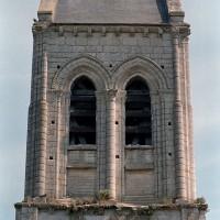 Le clocher vu du sud (2001)