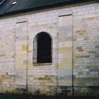 Le mur nord du choeur (2004)