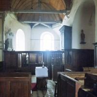 Vue partielle vers la chapelle sud (2002)