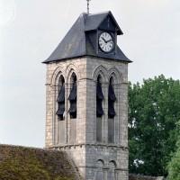 Le clocher vu du nord-est (2002)