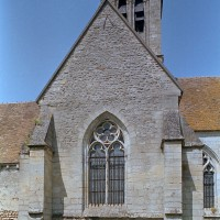 La chapelle sud vue du sud (2001)