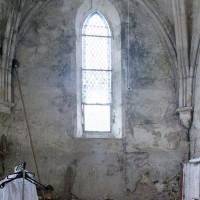 La chapelle nord vue vers le nord (2001)