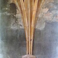 Retombée des voûtes du choeur (2001)