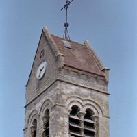 Le clocher vu du sud-ouest (2001)