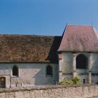 L'église vue du sud (2002)