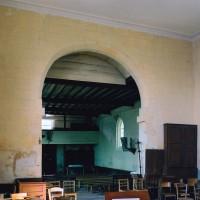 L'intérieur vu vers le nord-ouest (2002)