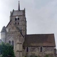L'église vue du nord (2001)