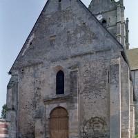 La façade vue du sud-ouest (2001)